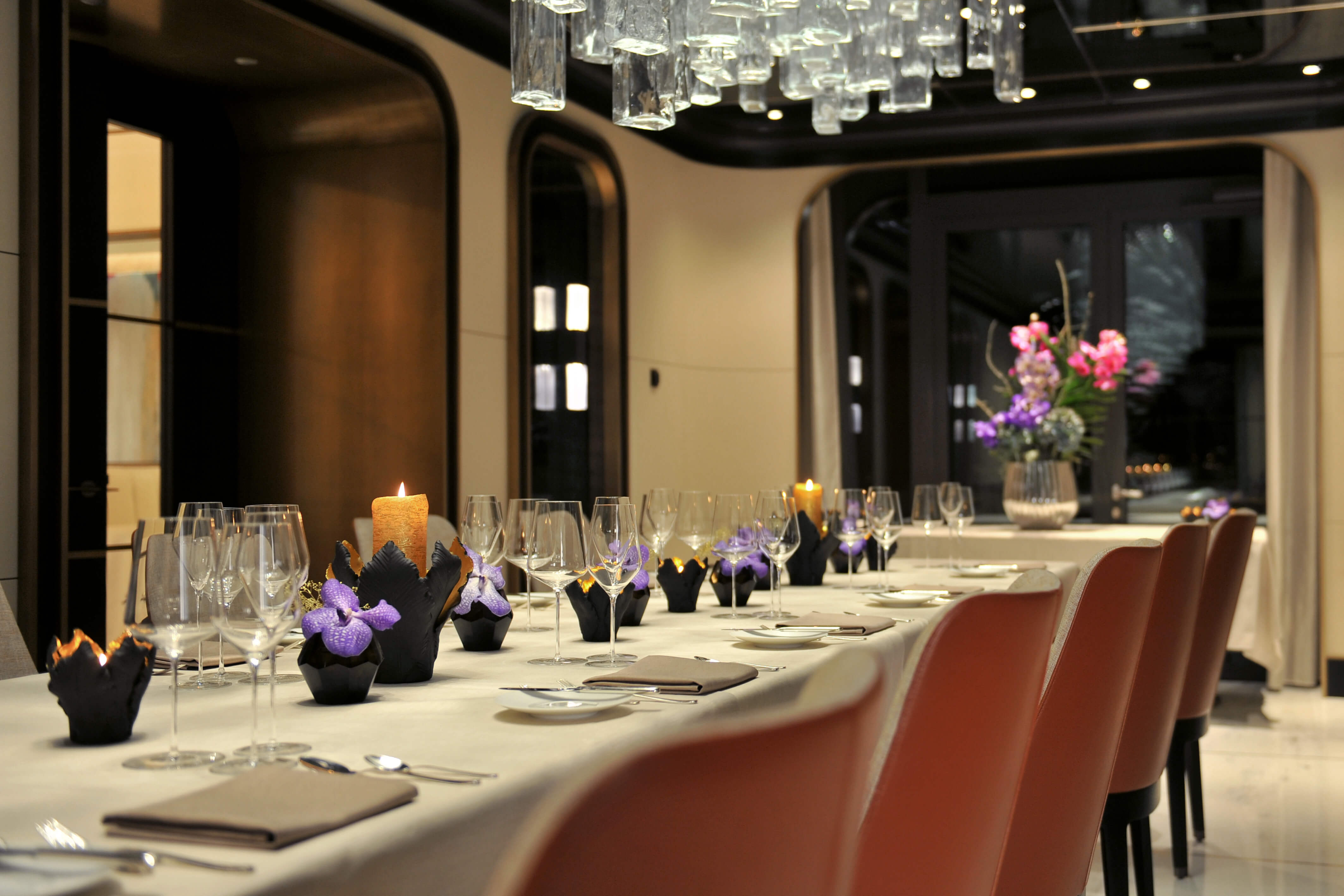 Private Dining Room Restaurant Ecco Zrich