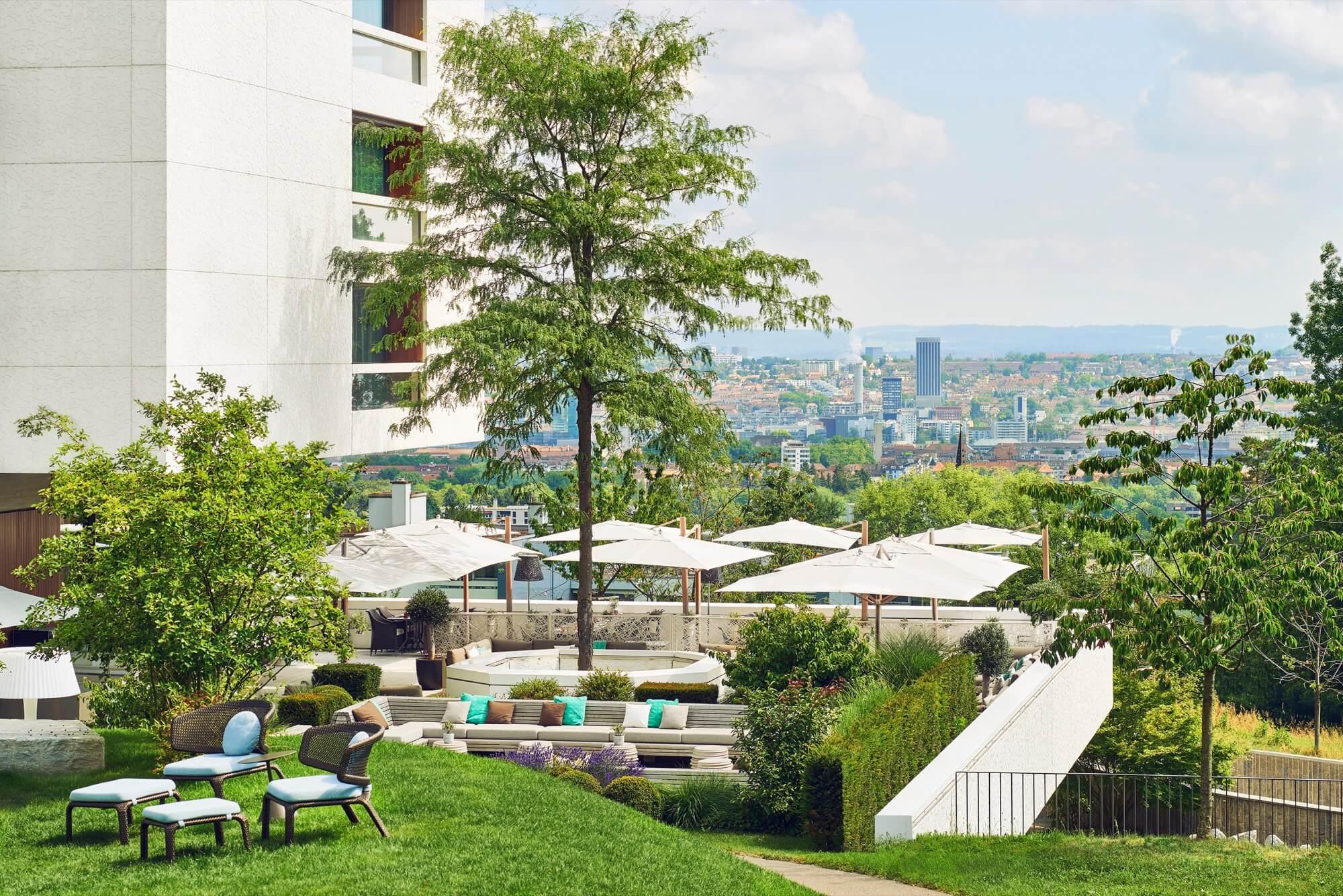 Hotel Atlantis By Giardino Zurich S Urban Retreat